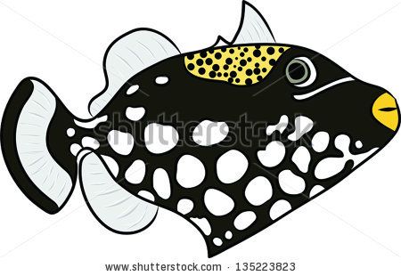 Triggerfish Stock Vectors, Images & Vector Art.
