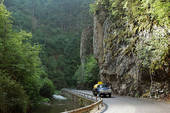 Picture of Bulgaria, Rhodope Mountains Region, gorges of Trigrad.