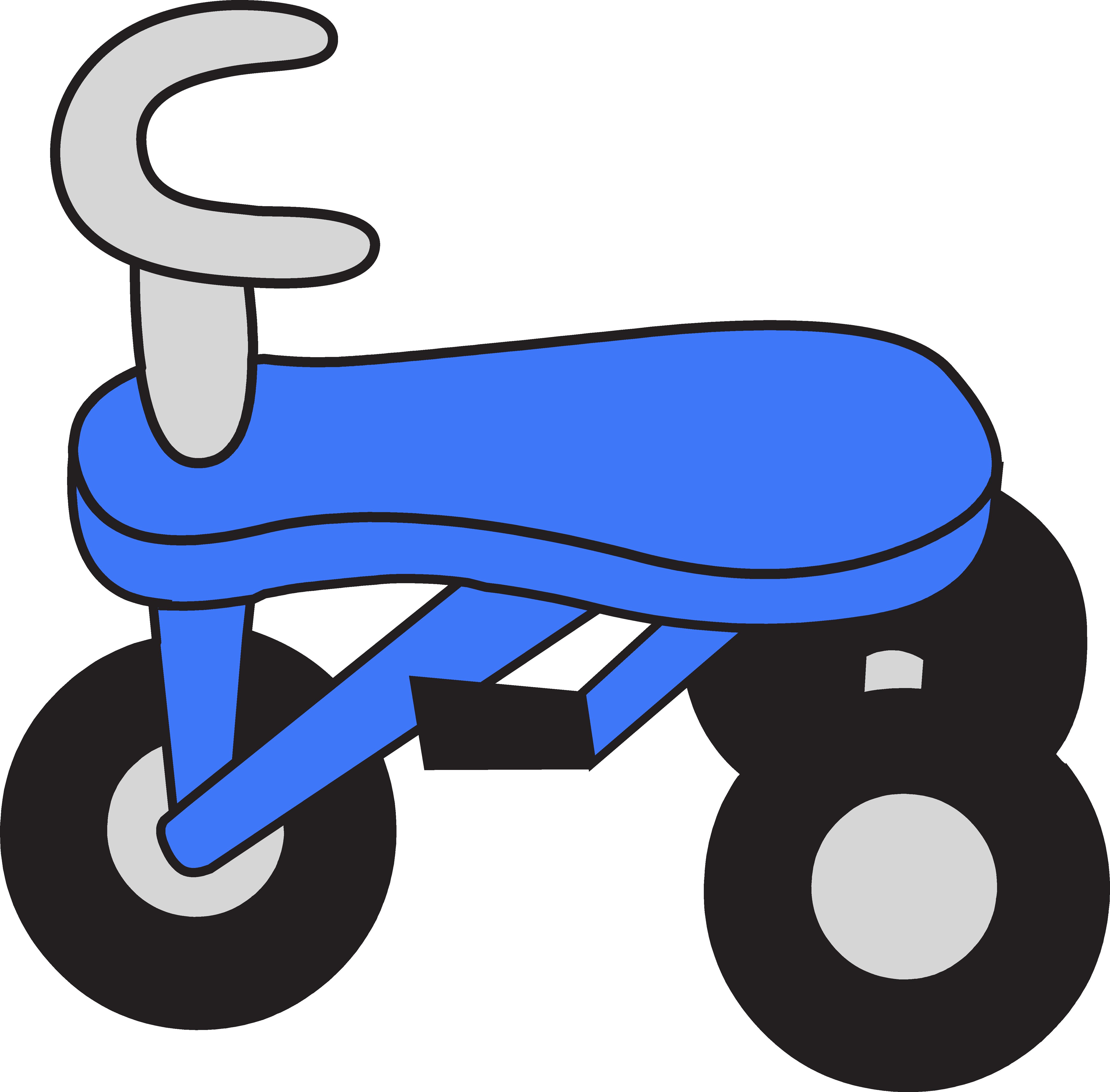 Trike A Thon Clipart.