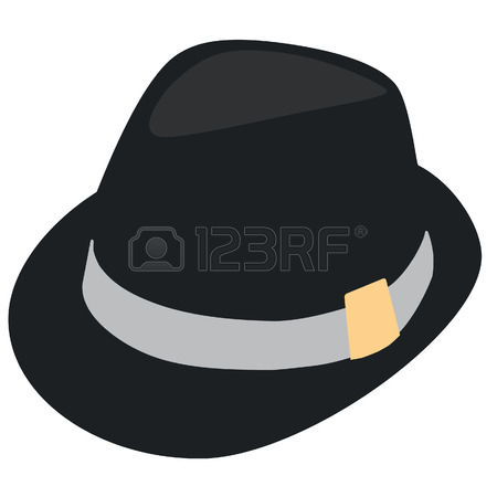 Trilby Stock Vector Illustration And Royalty Free Trilby Clipart.