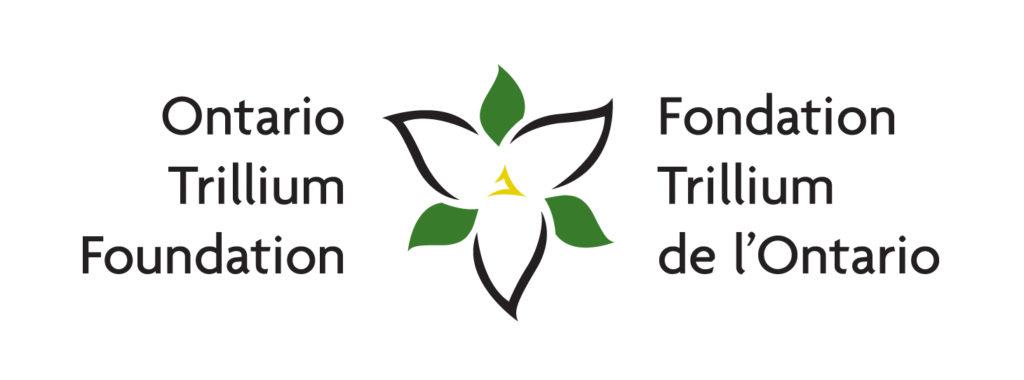 Thank you, Ontario Trillium Fund!.