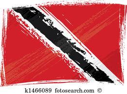 Trinidad tobago flag Clip Art Royalty Free. 315 trinidad tobago.