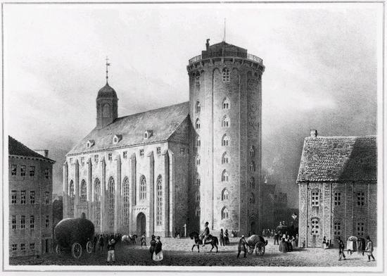 Trinitatis Kirke.