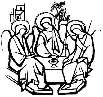 Holy Trinity Clip Art Clipart.