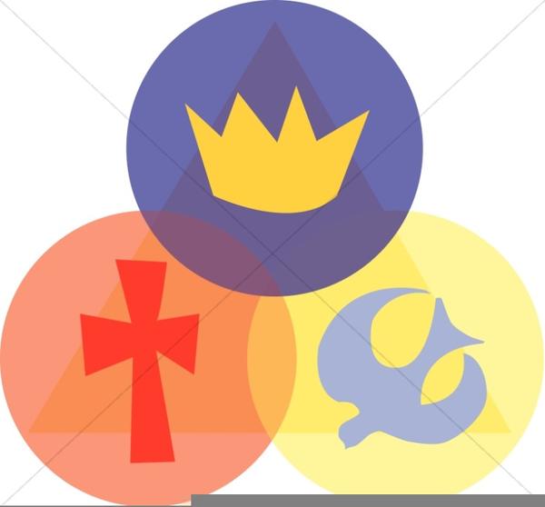 Free Trinity Sunday Clipart.