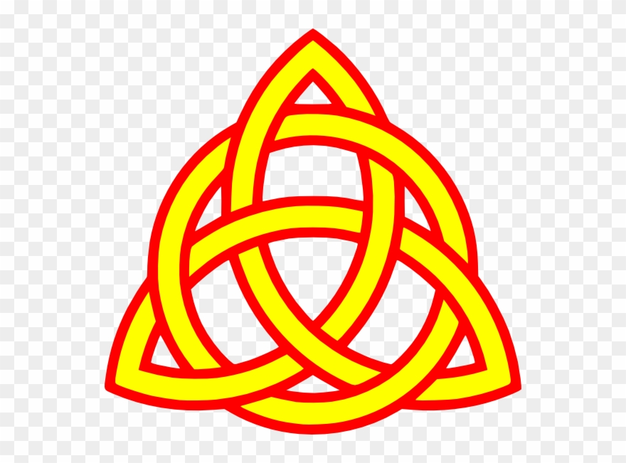 Celtic Trinity Knot Clipart Irish.