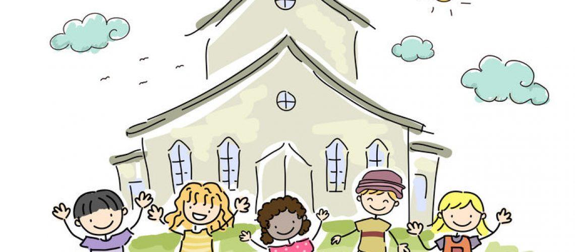 Sunday School Information.