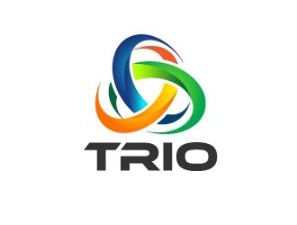TRIO logo design.
