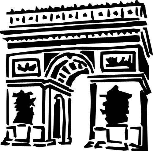 Triomphe clipart #20