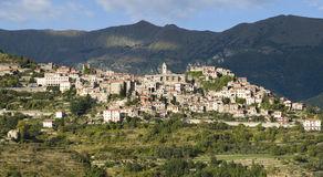 Triora, Imperia, Italy Stock Images.