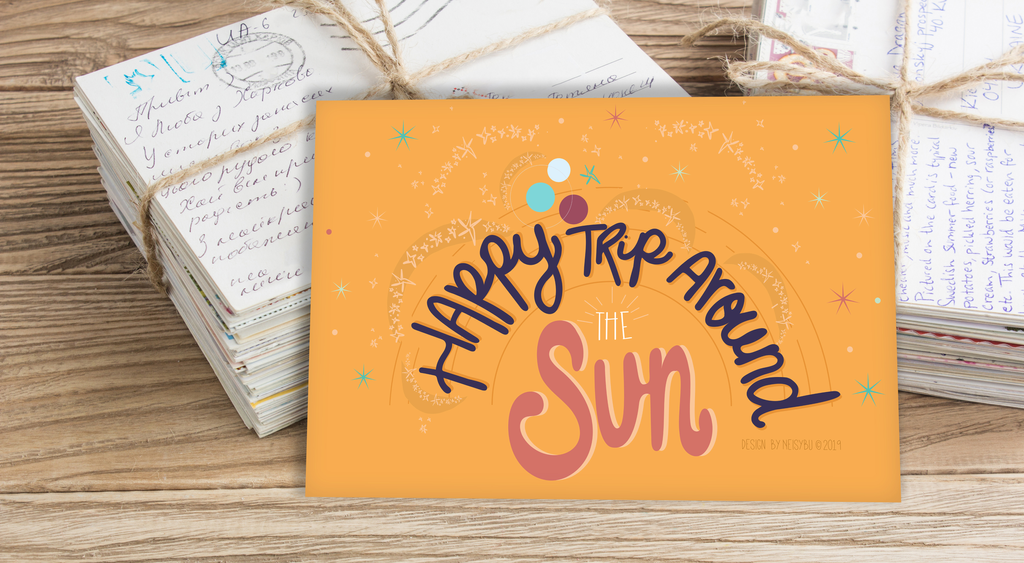 Happy trip around the sun.