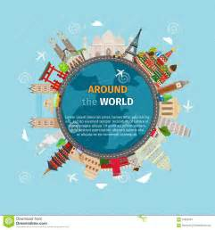 Similiar Trip Around The World Clip Art Keywords.