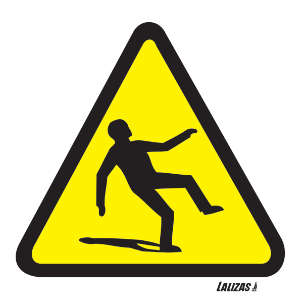 Trip Hazard Sign Public Information Clipart Free Clip Art Images.
