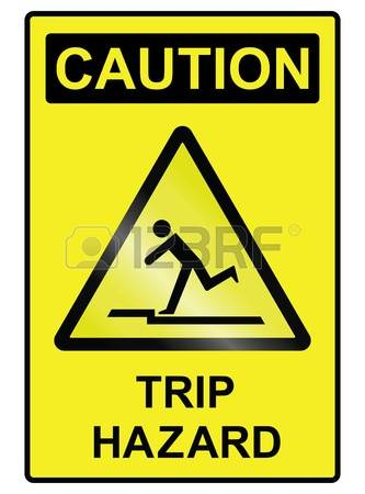 243 Trip Hazard Stock Illustrations, Cliparts And Royalty Free.