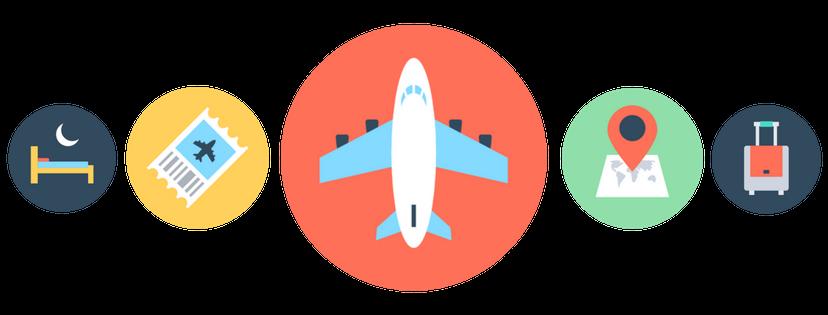Travel PNG Transparent Images.