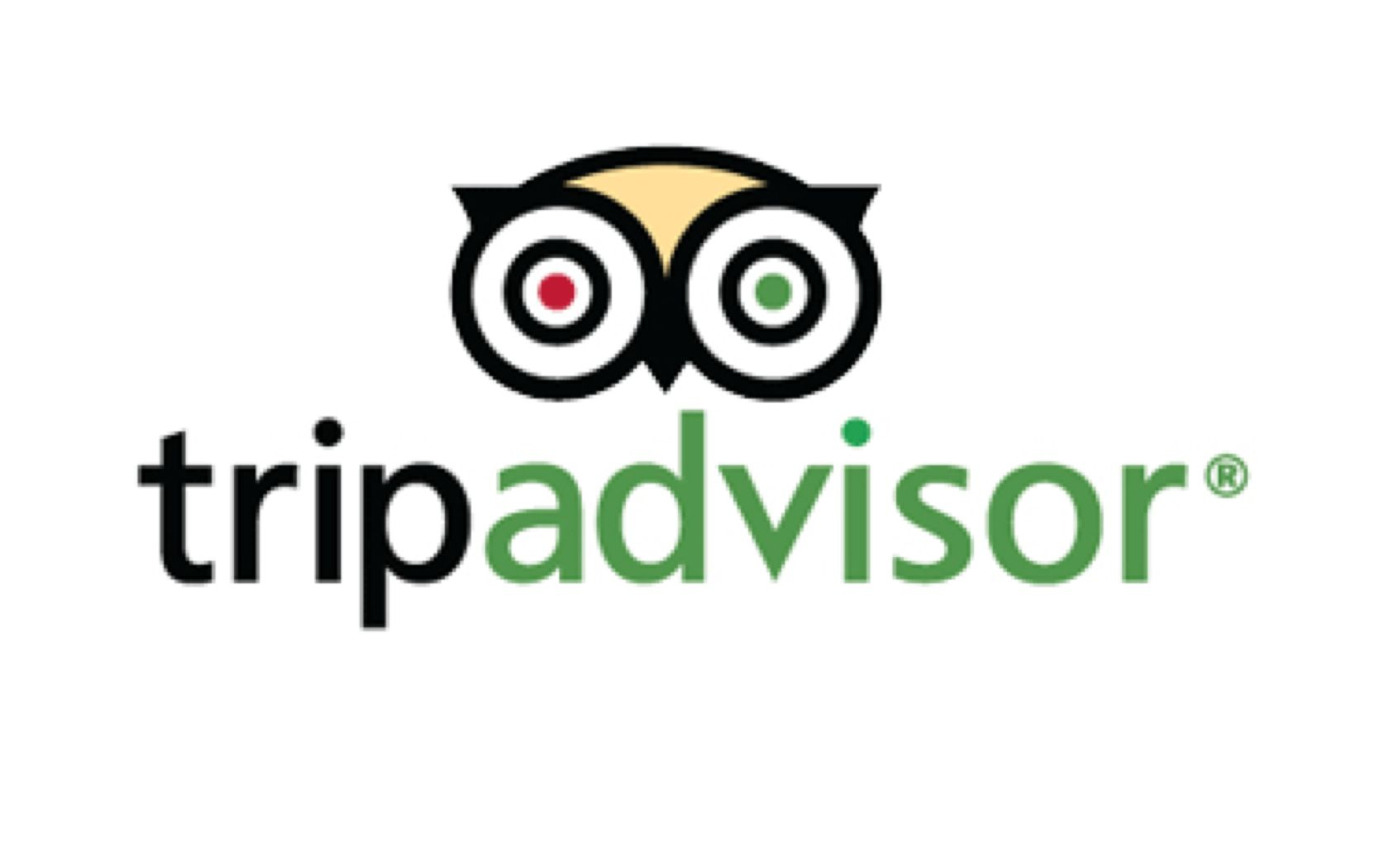 Showing post & media for Tripadvisor symbol.