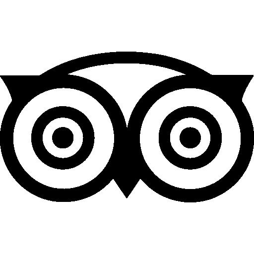Tripadvisor logotype.