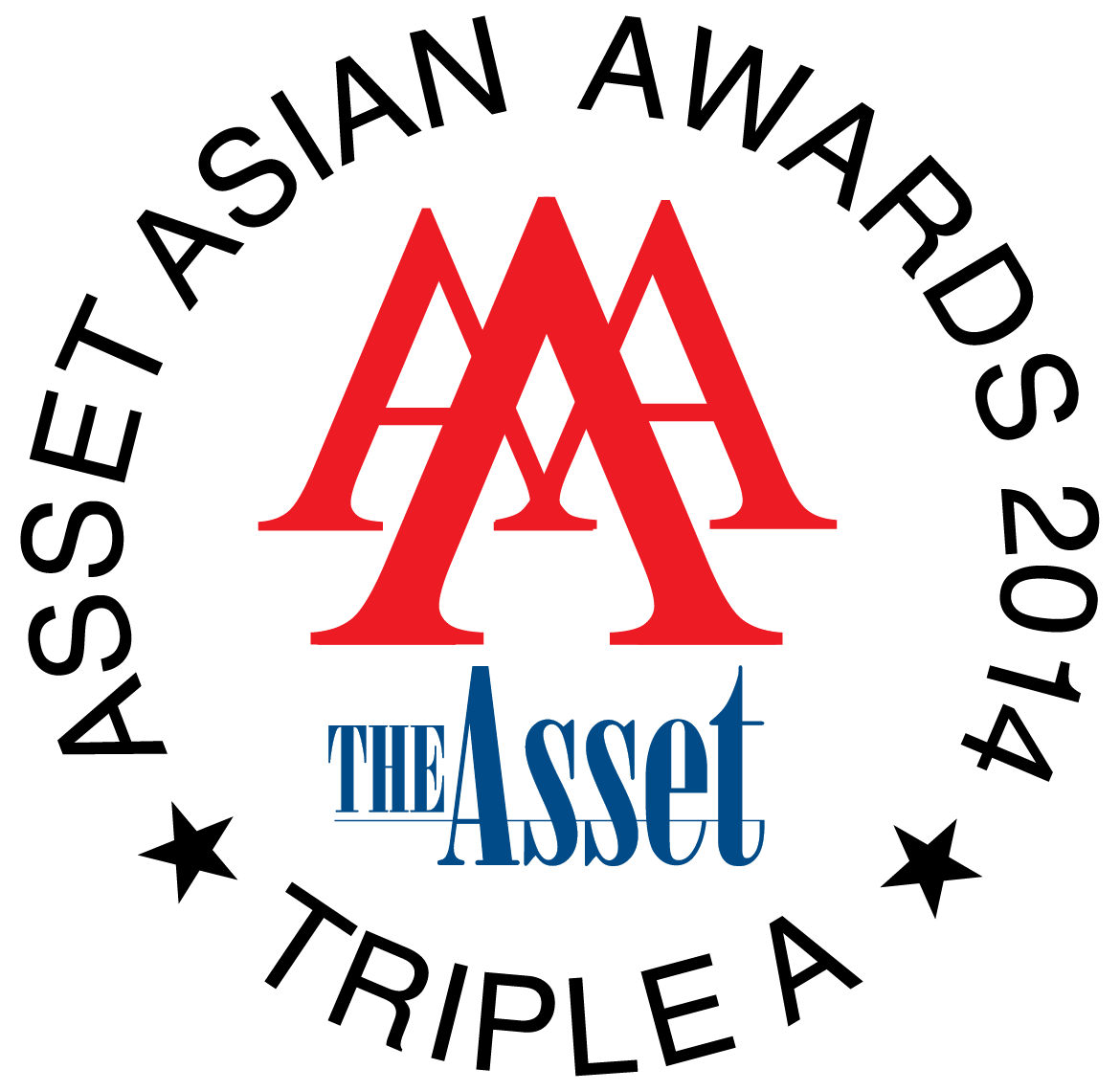 The Asset Triple A Regional House Awards 2014.