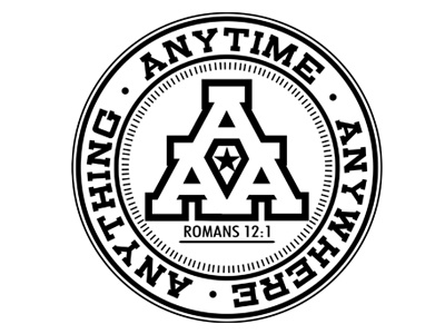 Triple A Logo by Chip David on Dribbble.