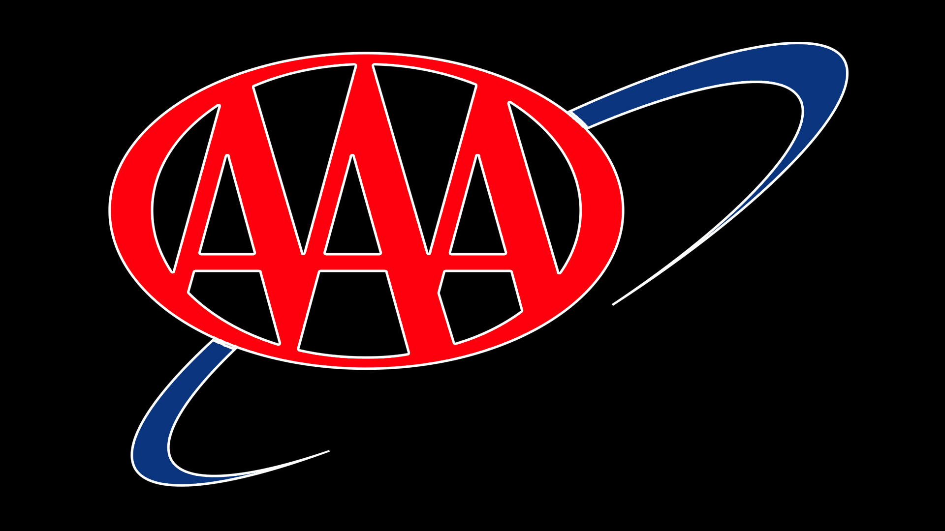 Meaning AAA logo and symbol.