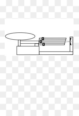 How To Draw Triple Beam Balance.