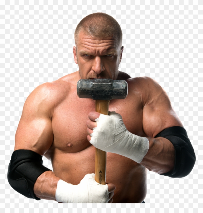 Triple H Png Photo.