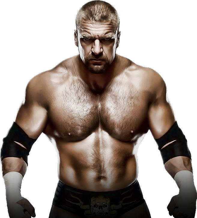 Download Triple H PNG Clipart For Designing Projects.