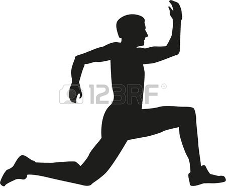 103 Triple Jump Stock Vector Illustration And Royalty Free Triple.