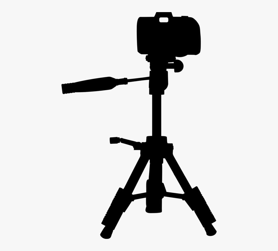 Tripod Video Cameras Camera Operator, Cliparts & Cartoons.