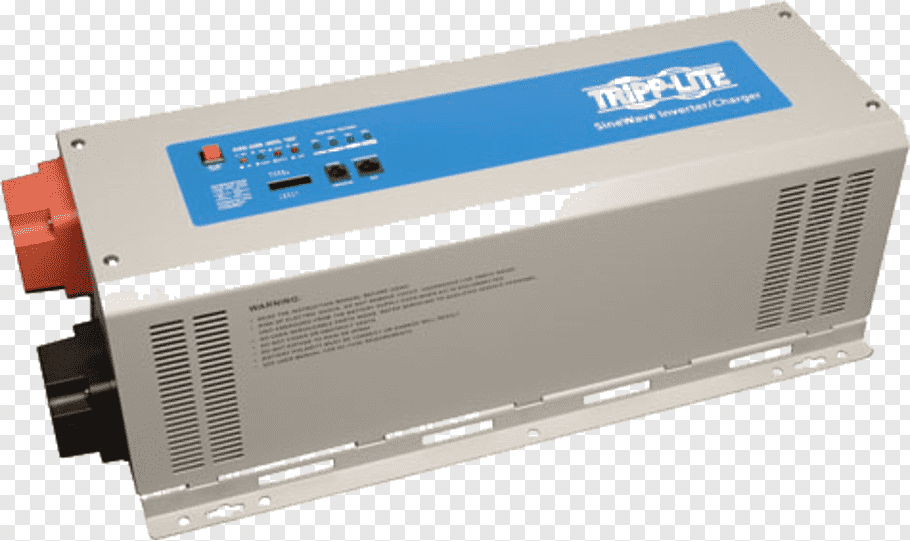 Battery charger Power Inverters Tripp Lite Sine wave.