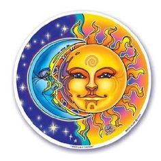 Trippy Sun And Moon Clipart 20 Free Cliparts Download