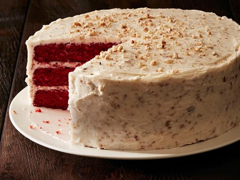 Red Velvet Cake Zaiqa.