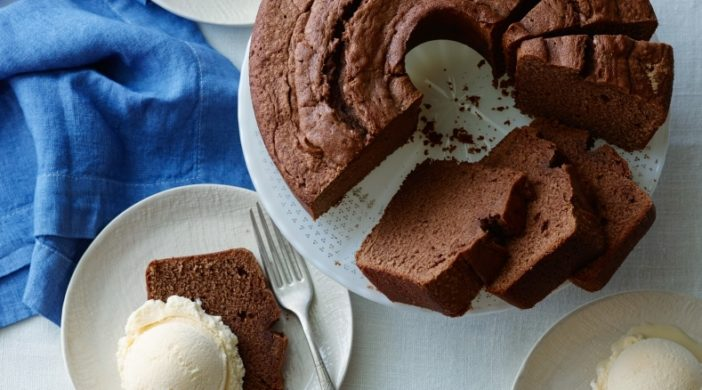 Trisha Yearwood Decadent Chocolate Pound Cake.