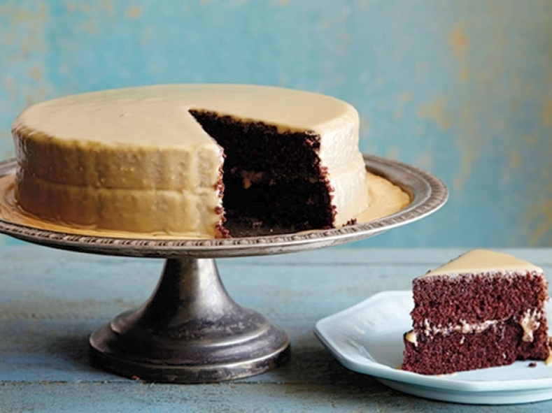 Trisha Yearwood German Chocolate Cake.