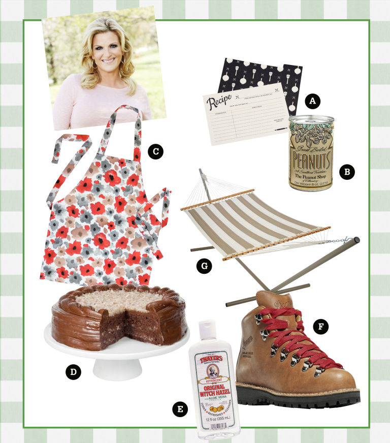 Trisha Yearwood Shares Her Country Essentials for Spring.
