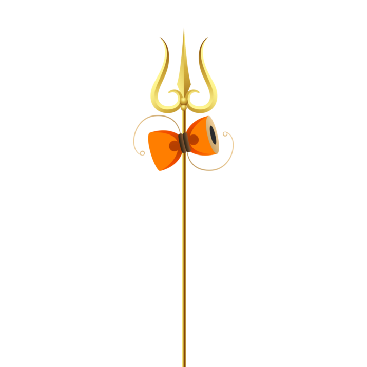 Shiva Trishul PNG Image Free Download searchpng.com.