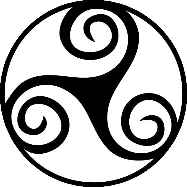 Celtic Triskell Clip Art at Clker.com.