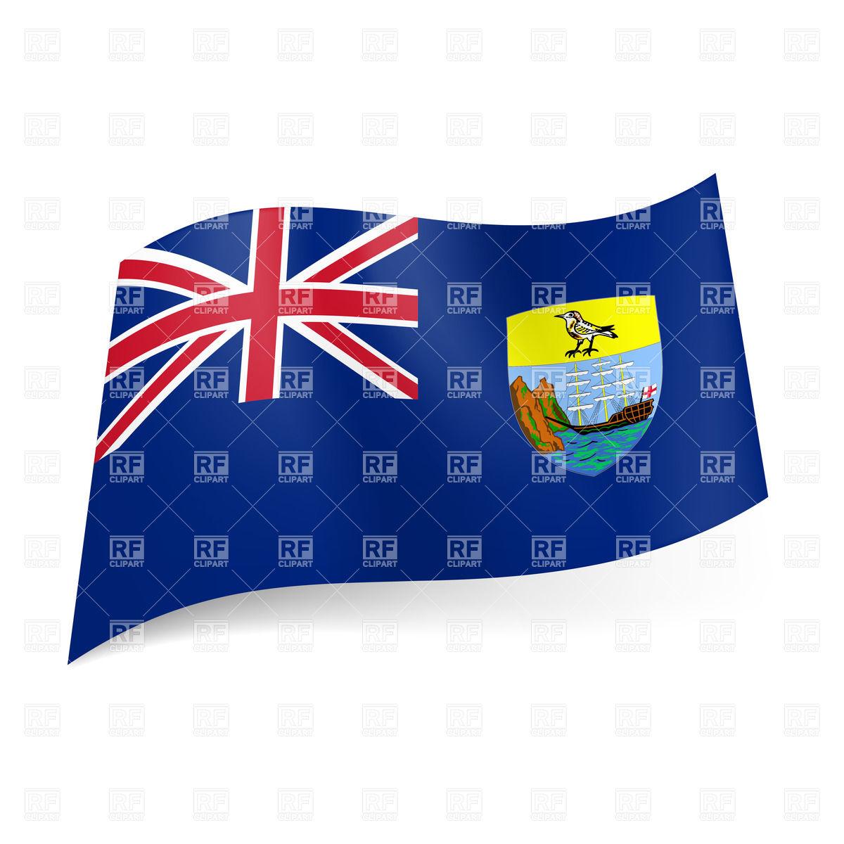 Flag of Overseas British territory.
