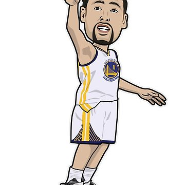 Klay thompson clipart clipart images gallery for free.