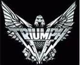 triumph band logo.