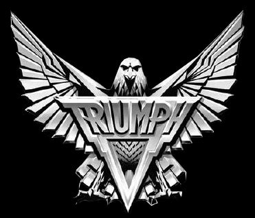 Triumph band Logos.