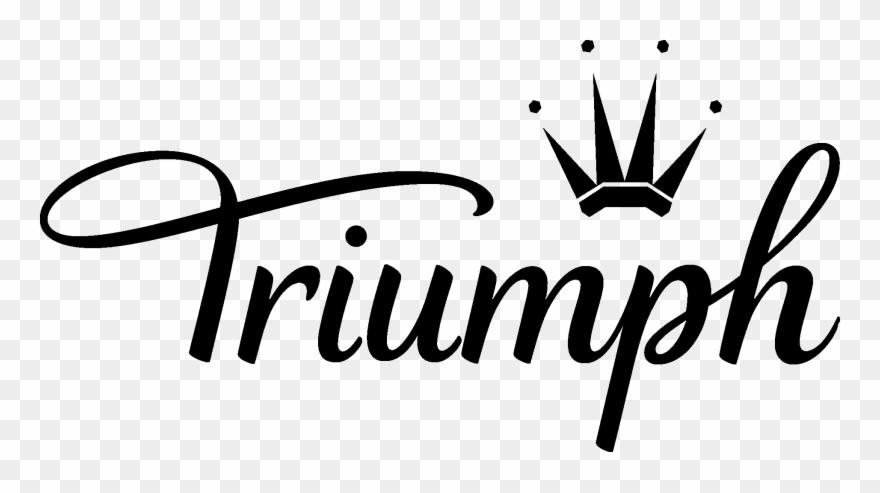 Triumph Logo Clipart (#2342676).