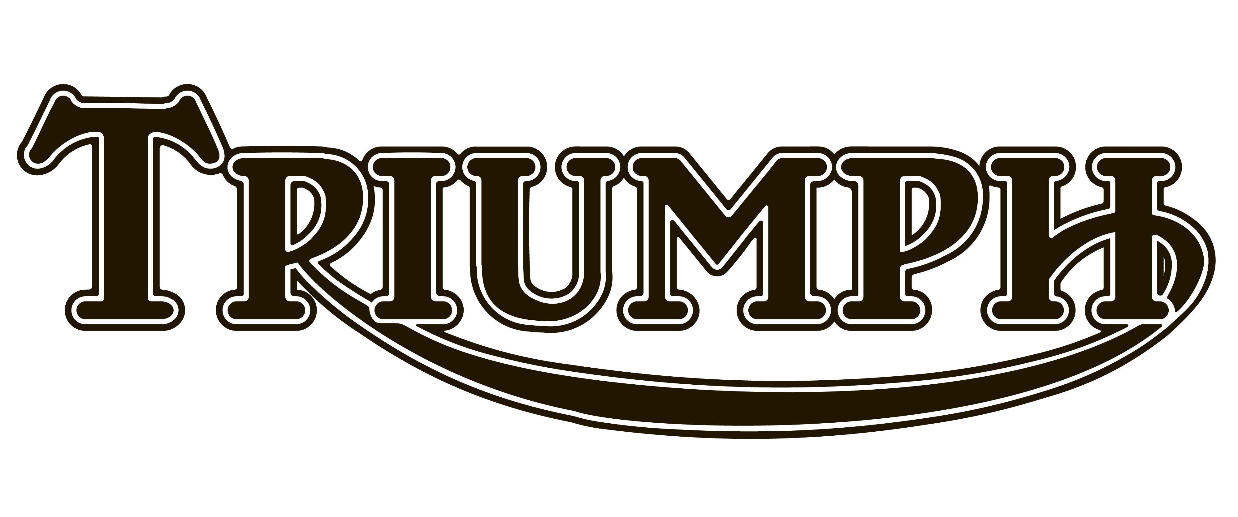 Triumph logo: history, evolution, meaning.