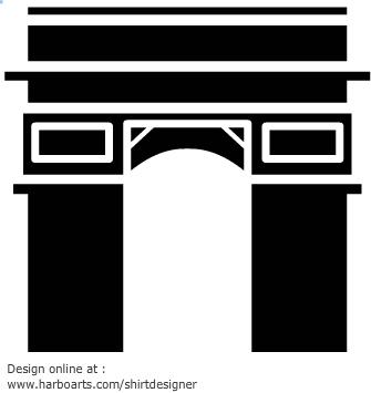 Download : Arc de Triomphe.