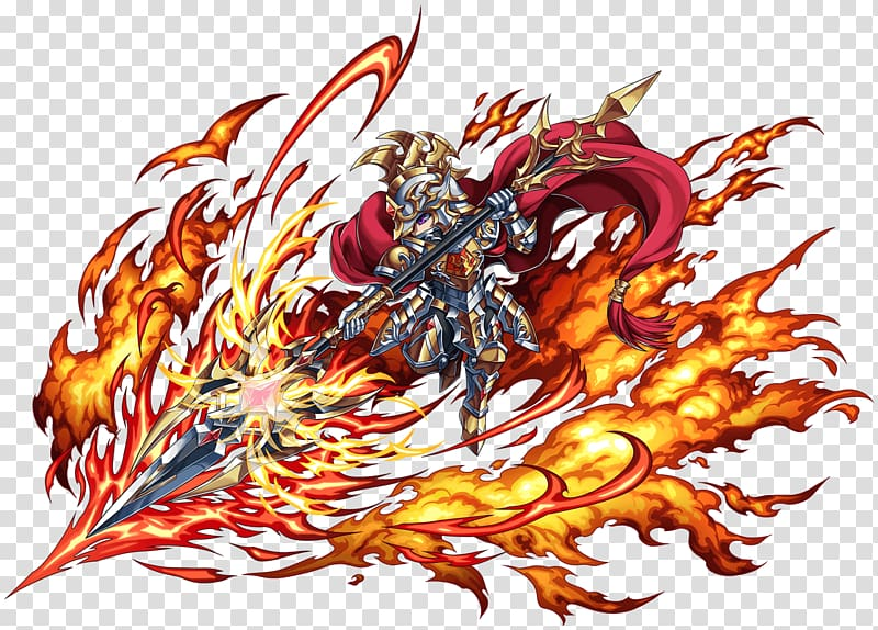 Brave Frontier Game Triumphant Blaze Wikia Light, others.