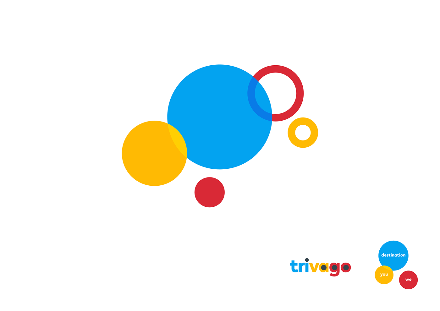 Trivago Brand Design Case Study on Behance.