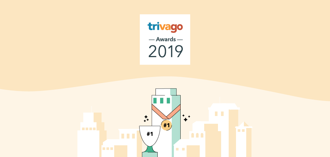 Presenting the Winners of the trivago Awards 2019.