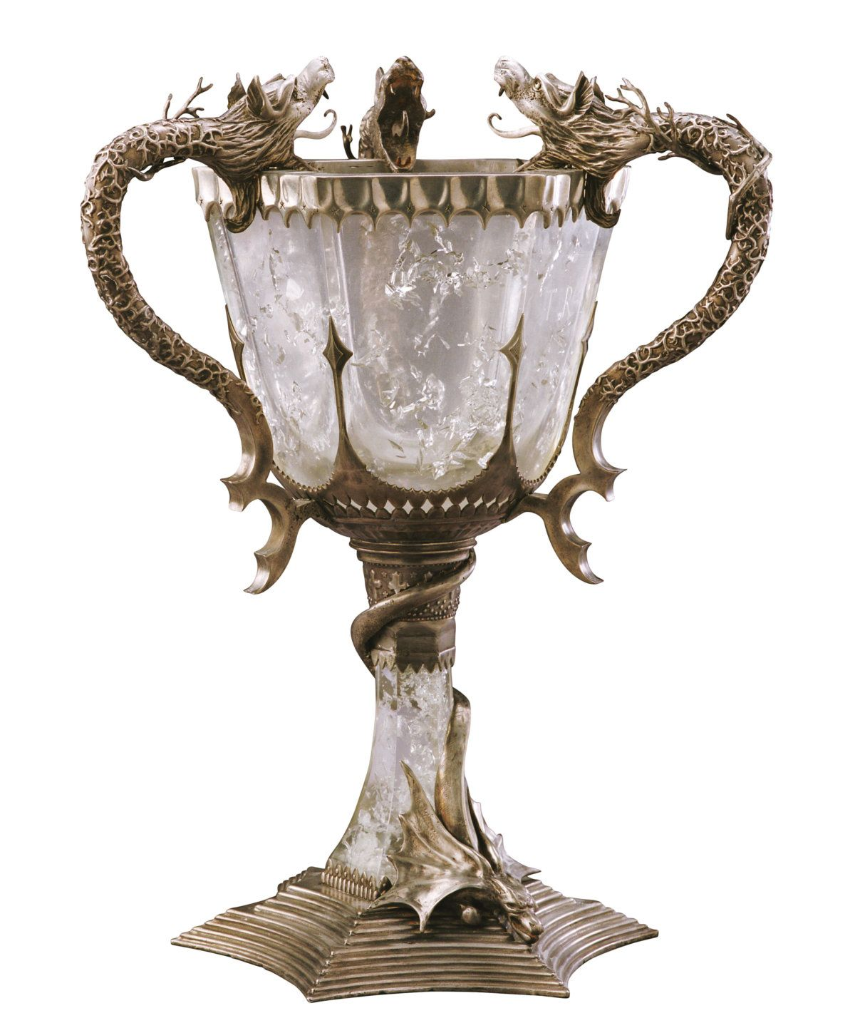 A trophy rewarded to those who win the Triwizard Tournament.