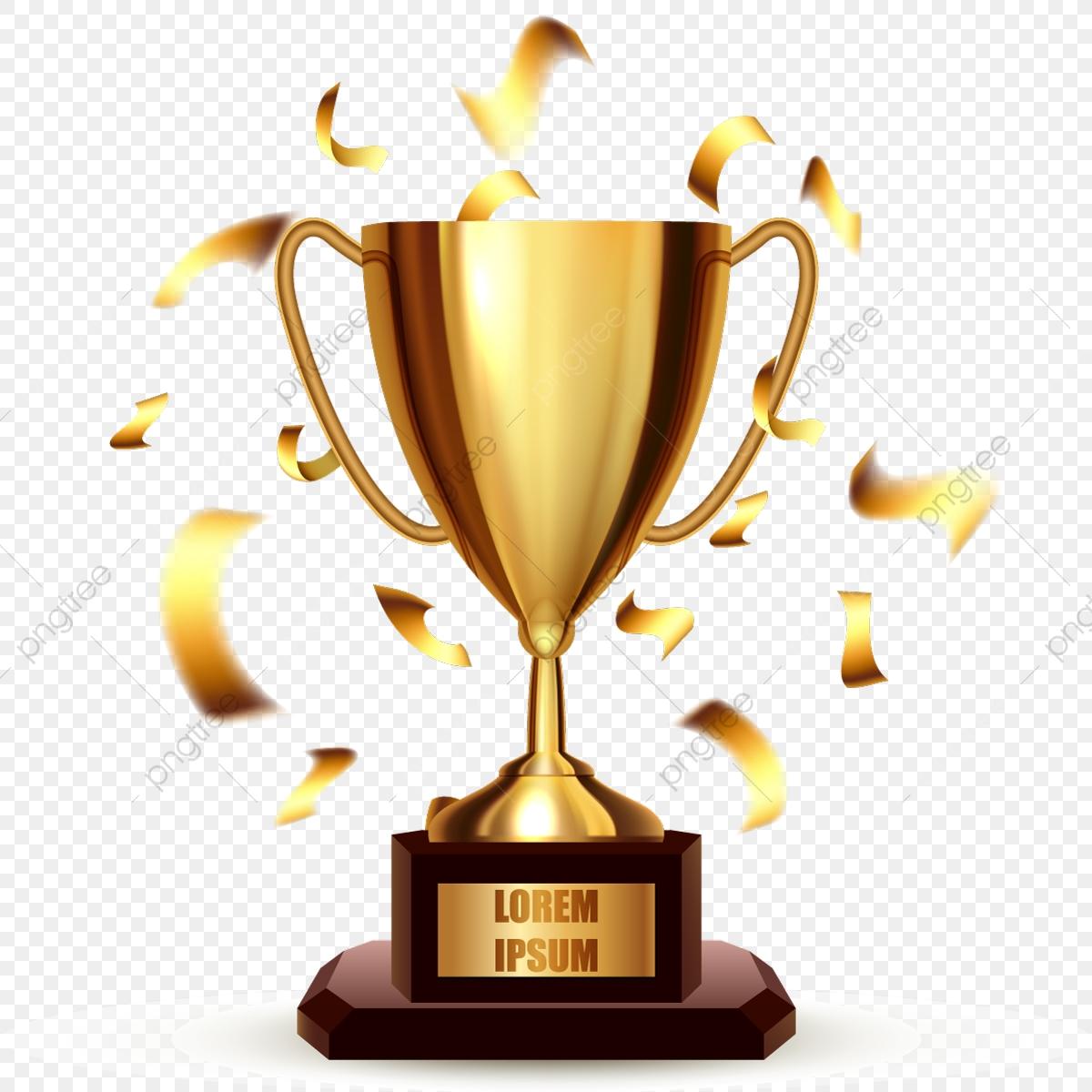 Trofeo De La Copa De Oro Realistas, Realista, Trofeo PNG y.