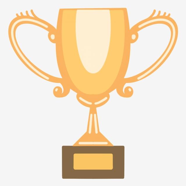 Trofeo Giallo Fiammifero Della Partita Decorazione Del.